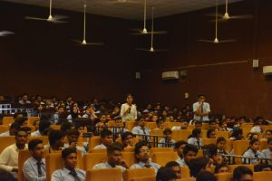 Interactive Workshop & seminar session at BFIT